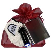 Golfball-Uhu-Geschenkset