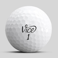 VICE DRIVE GOLFBALL FRONT