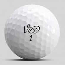 VICE PRO GOLFBALL FRONT