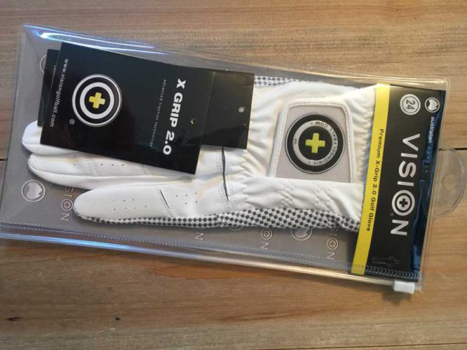 Vision Golfhandschuh Package