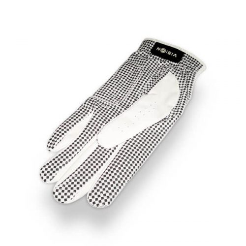Vision XGRIP Golfhandschuh weiss Back