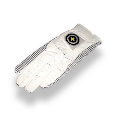 Vision XGRIP Golfhandschuh weiss Front