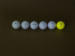 golfball vergleich sichtbarkeit farben diffuse sicht rot-gruen-schwaeche simulation