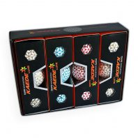 Kaede Lux Soft Spin Golfball 12er Box offen
