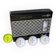 ProTour_TestTheVision_Set_12er_Box_Golfbälle