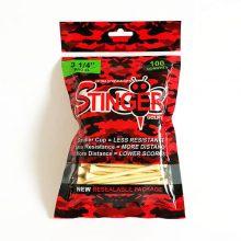 Stinger Tee ProXL 3,25 Zoll 100Stück Packung vorne