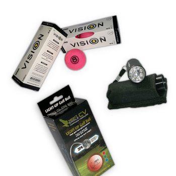 FromDuskTillDawn Golfer Spaßpaket Limited Lady Edition Pink