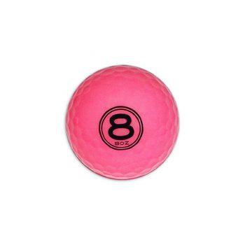 Vision_UV_Pink_Golfbälle_Front