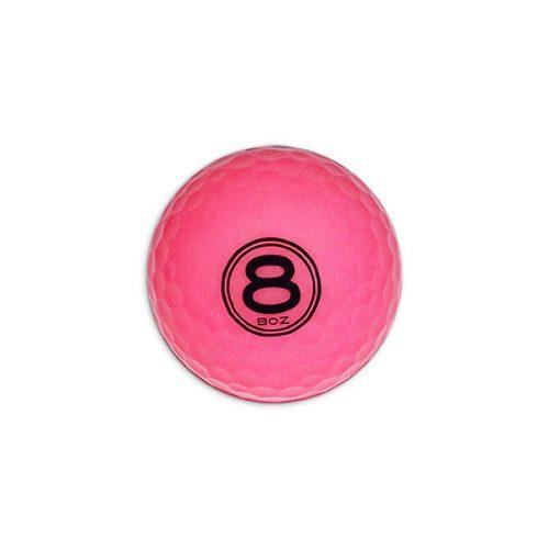 Vision UV Pink Golfbälle Front