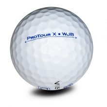Vision Pro Tour X ArcticWhite Golfball Back