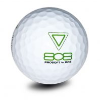 Vision Pro Soft 808 Golfball weiss Front
