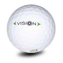 Vision Pro Soft 808 Golfball Weiß Back