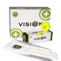 Vision Pro Soft 808 SuperYellow Set