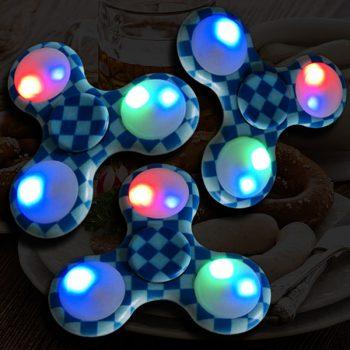 LED_Fidget_Spinner_Bavaria_aktiv_Brotzeit