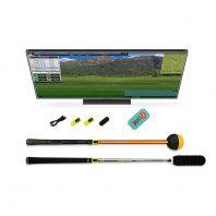 Tittle-X Golfsimulator Tru Golf Edition Inhalt komplett