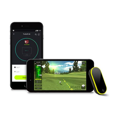 Tittle X Golfsimulator Tru Golf Edition Mobile App