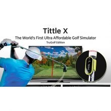Tittle X Golfsimulator Tru Golf Edition günstig
