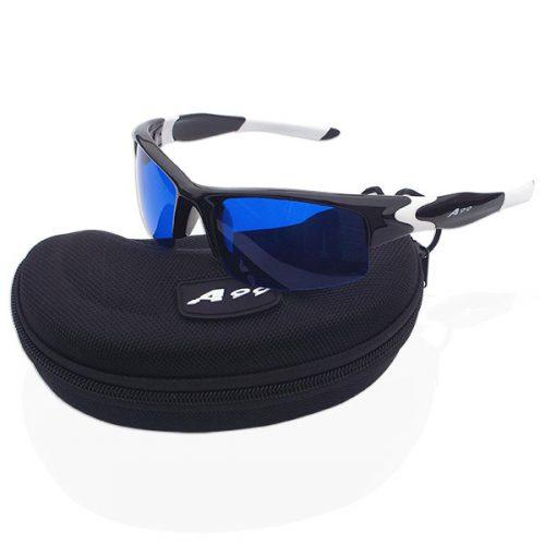Golfball Finder Brille A99 auf Etui für Golfballsuche