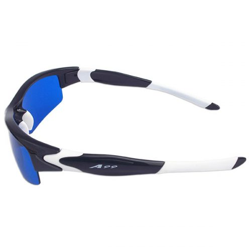 Golfball Finder Brille A99 für Golfballsuche Seitenansicht