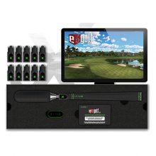 Tittle X TruGolf E6 Edition Golfsimulator Inhalt komplett