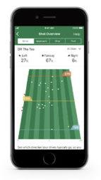 Garmin Approach AutoShot Funktion auf App