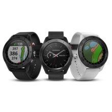 Garmin Approach S60 GPS Golfuhr Varianten Premium Schwarz Weiß