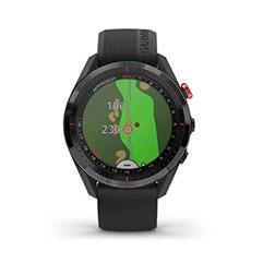 Garmin Approach S62 GPS Golfuhr Ansicht 41000 Golfplätze