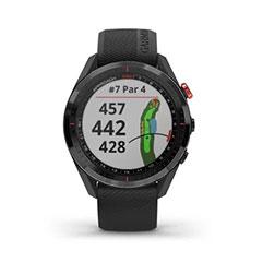Garmin Approach S62 GPS Golfuhr Ansicht Distanz zum Grün