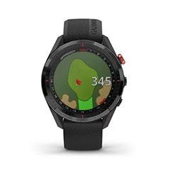 Garmin Approach S62 GPS Golfuhr Ansicht Grün