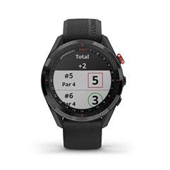 Garmin Approach S62 GPS Golfuhr Ansicht Statistiken App