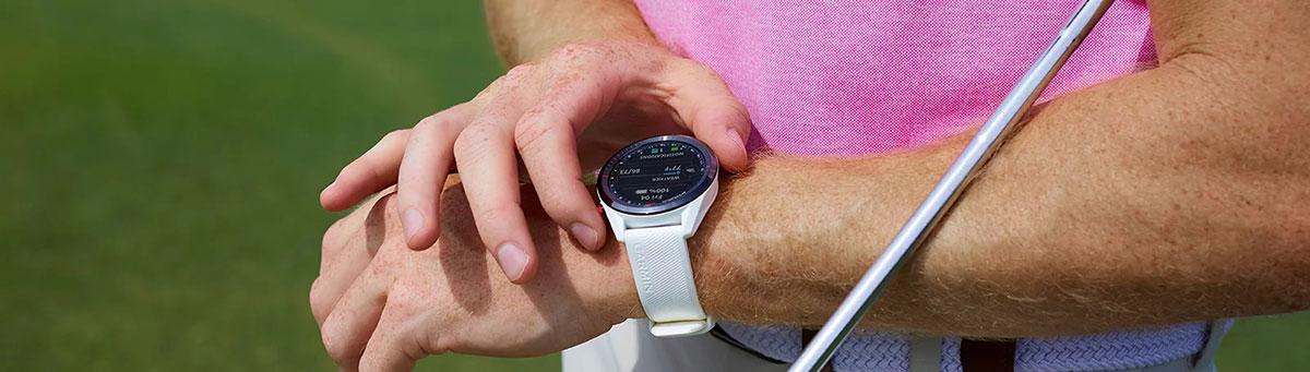 Garmin Approach S62 GPS Golfuhr Dein-Spiel im Blick