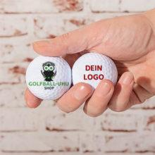 Magballs magnetischer Golfball Ansicht Hand Dein Logo