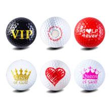 Magballs magnetischer Golfball Ansicht Mix