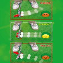 masterPUTT magnetische Golfbälle für optimales Putten - Erklärung