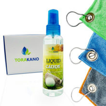 Liquid Caddy Basic Pack Microfasertücher inklusive Öse