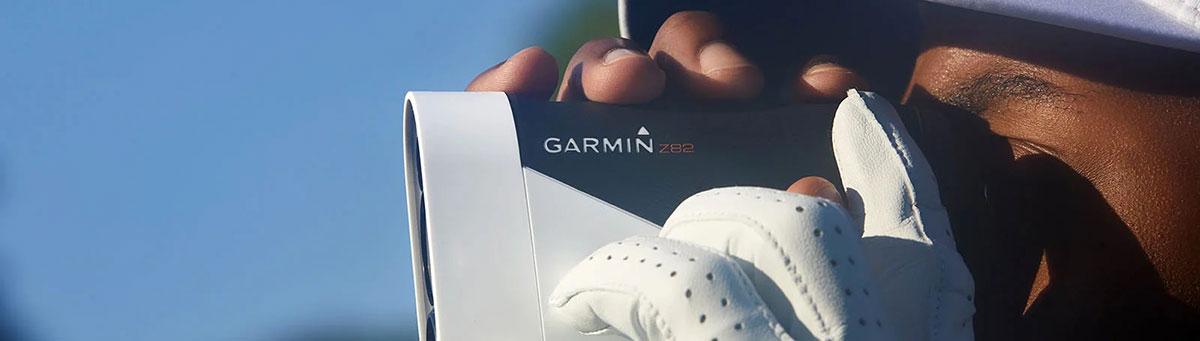 Garmin Approach Z82 GPS Laser Entfernungsmesser alles im Blick
