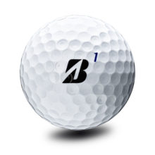Bridgestone Tour B XS 2020 Tiger Woods Limited Edition Vorderseite