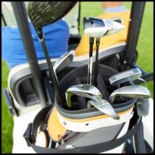 Für´s Golfbag