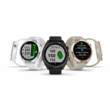 Garmin Approach S42 GPS Golfuhr alle 3 Farbvarianten Titelbild