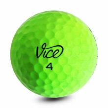 Vice Pro Plus Neon Lime Ansicht Front