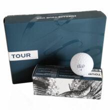 Vice TOUR Golfbälle Weiß Ansicht 12er Box 2021